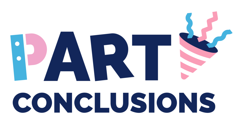 Party Conclusions Logo