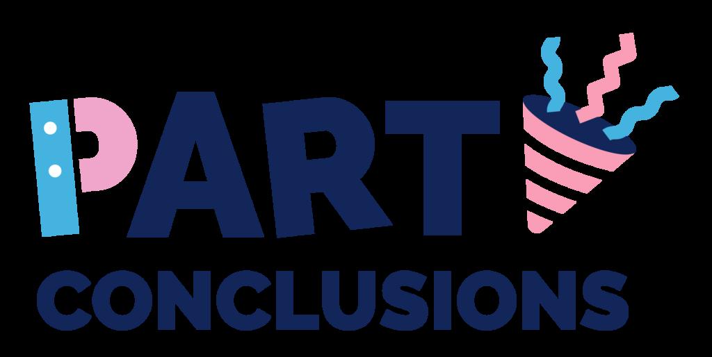 Party Conclusions Logo