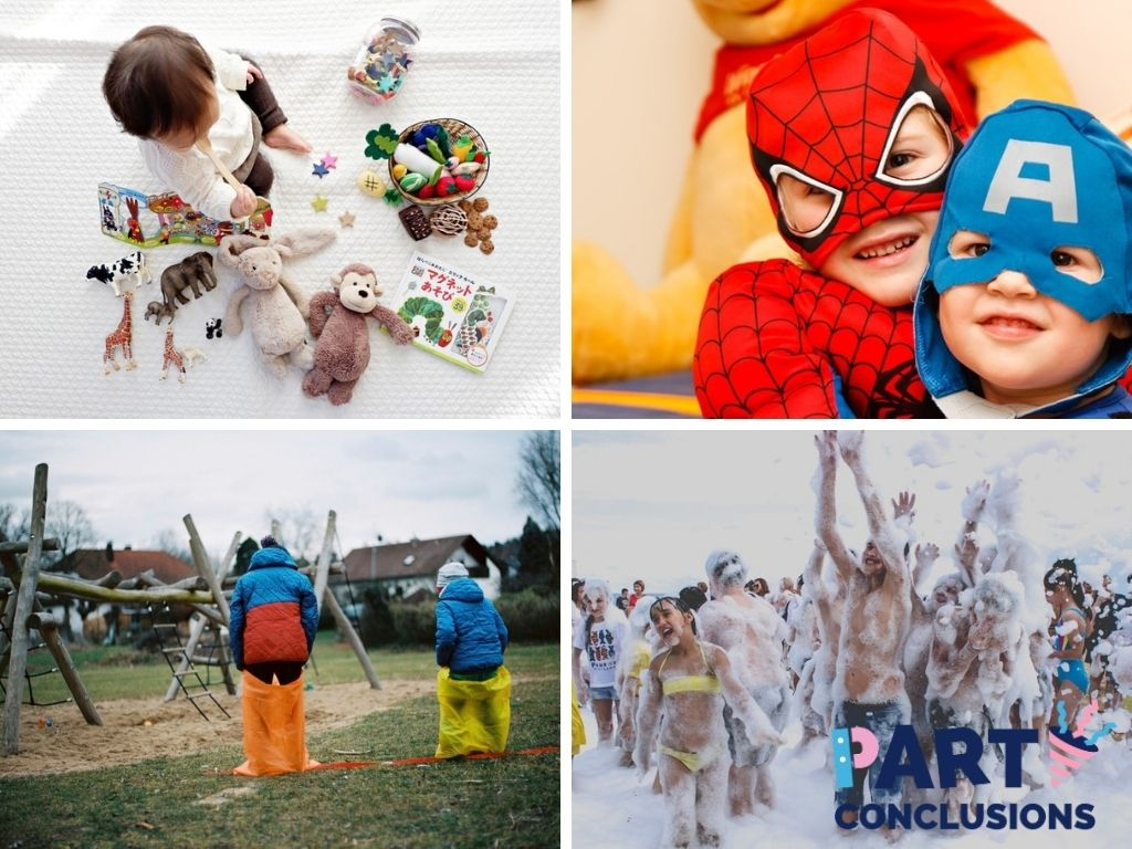 Classic Birthday Party Venues